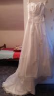 Robe de mariée Bustier Taille 38 - Occasion du Mariage