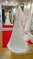 Robe de mariée Bohême Neuve Jamais Portée - Occasion du Mariage