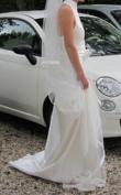 Robe de mariée Jesus Peiro  avec soutien gorge d'occasion