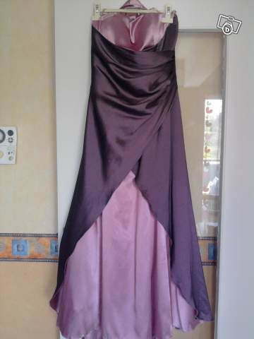 Robe de coktail pour mariage pas cher à Caen 2012 - Occasion du mariage