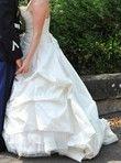Robe de mariée coup de coeur Cymbeline Strasbourg - Occasion du Mariage
