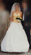 robe mariée Pronuptia - Occasion du Mariage
