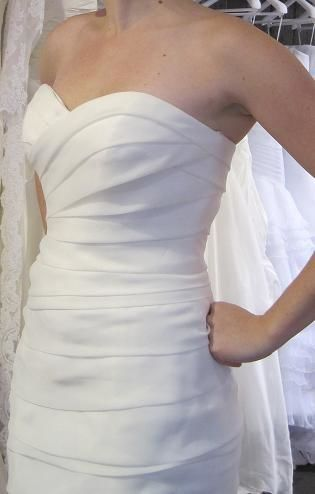 Robe de mariée pas cher de créateur Rosa Clara 2011 - Occasion du mariage
