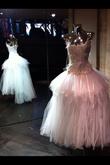 Robe de mariée du créateur Max Chaoul modèle Haute Couture