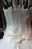 Robe du créateur Max Chaoul modèle Haute Couture - Occasion du Mariage