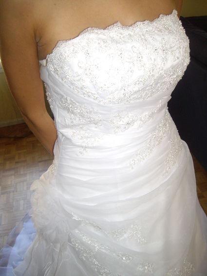 Robe De Mariée Lempire Du Mariage à Marseille 8ème