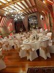 Nœuds chaise en toile de jute - Occasion du Mariage