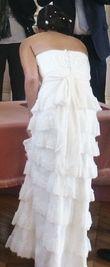 Robe de mariée d'occasion Ugo Zaldi en soie ivoire collection 2012- Occasion du Mariage