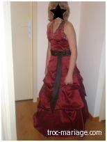 Vends robe de cérémonie pour jeune fille de 12 pas cher en 2012 - Occasion du Mariage