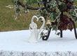 Figurine Couple et Coeur - Occasion du Mariage