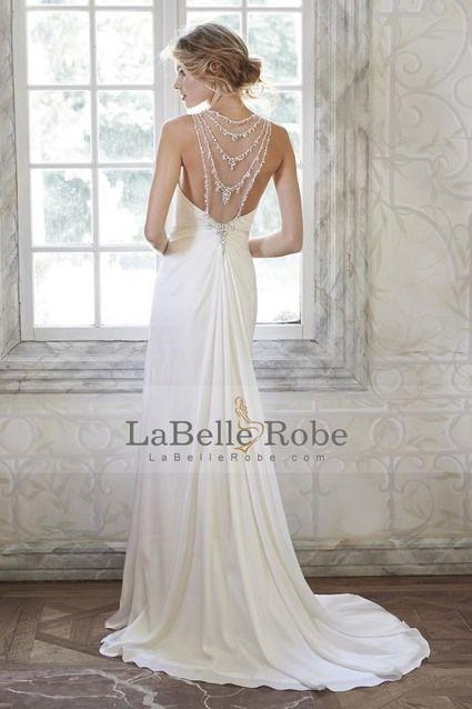 Robe de mariée blanche neuve avec éiquettes - Guadeloupe
