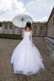 Robe de mariée Iris Hervé Mariage collection 2013 d'occasion
