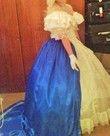 Belle robe de bal ou mariée style princesse sissi - Occasion du Mariage