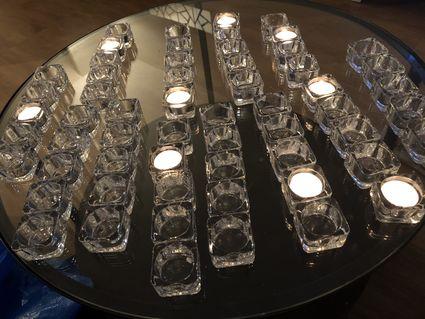 Photophores bougies Art de la table - Hauts de Seine