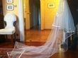 Robe de mariée Pronuptia + jupon + voile pas cher d'occasion