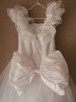 Robe de mariage taille 38 Marque: Nuptialement votre par Martine Gozlan Paris