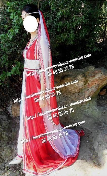 Somptueuses Robes kabyles pour mariée et invitées