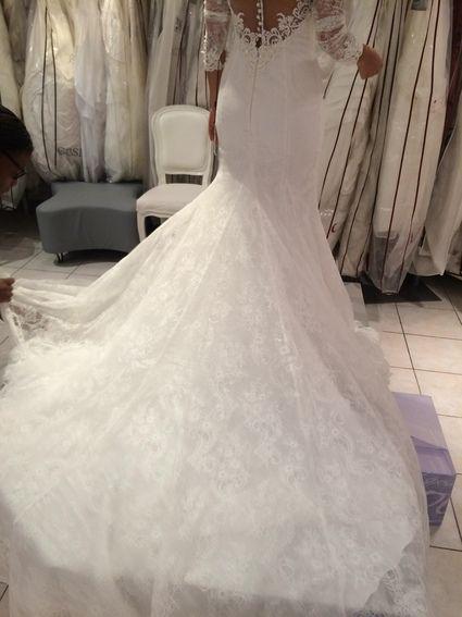 Robe de mariée sublime divina sposa , Alpes Maritimes