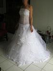 Robe de mariée T38 - Modèle Nice de Dany C - Occasion du Mariage