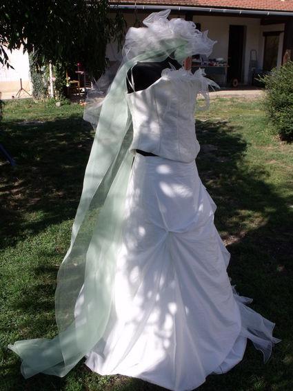 Robe de mariée pas cher Collection Complicite Paris 2012 - Occasion du mariage