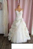 belle robe de mariée ivoire T38 état neuf - Occasion du Mariage