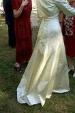 Robe de mariée Rosi Strella 'Nuit de rêve d'occasion taille Empire