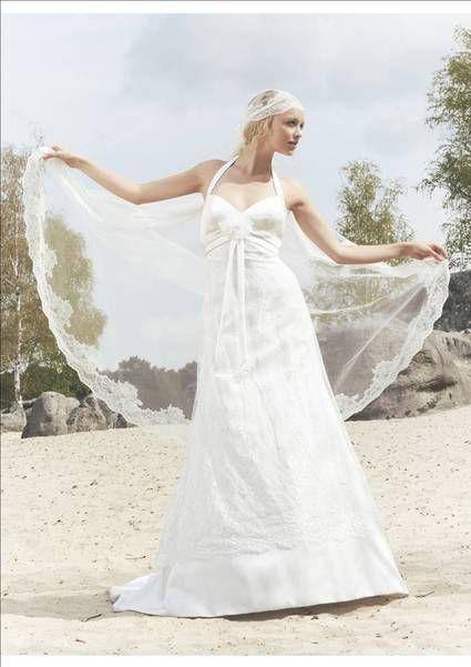 Robe de mariée Berenice de Boheme Pronuptia d'occasion