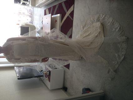 Robe de mariée Cymbeline d'occasion à Marseille