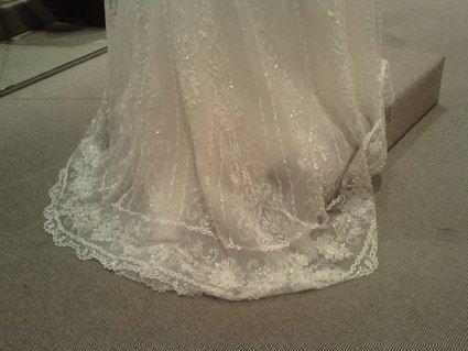 Robe de mariée Pronovias Helio - en très bon état pas cher d'occasion 2012 - Midi Pyrénées - Garonne (Haute) - Occasion du Mariage