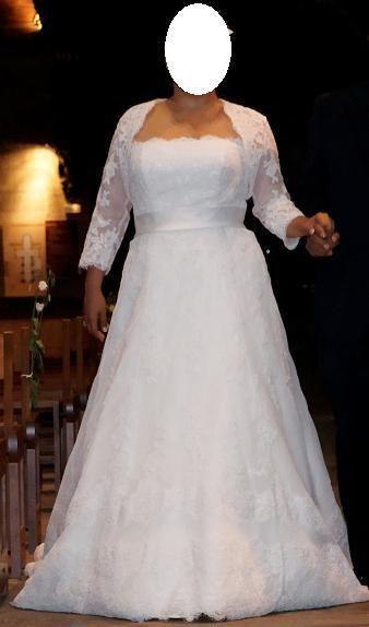 Robe de mariée Pronovias modèle FRESNO pas cher à Paris- Occasion du Mariage