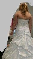 Robe de mariée églantine création - Occasion du Mariage