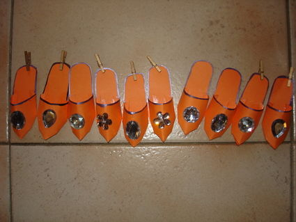 Décoration de table de mariage tons prune et orange pas cher - Occasion du Mariage