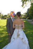 Robe de mariée FARAGE occasion taille 38