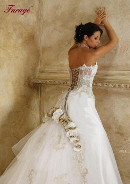 Robe de mariée FARAGE occasion à Avignon
