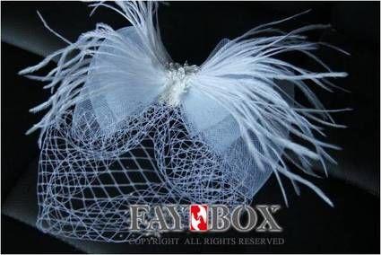 Chapeau de mariée neuf - Occasion du Mariage
