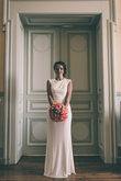 Robe de mariée designer dos nu - Occasion du Mariage