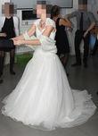 Robe de mariée dos nu - Occasion du Mariage