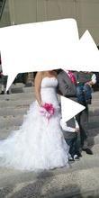 Robe de mariée taille 40 - Occasion du Mariage