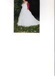 A saisir robe de mariée ivoire Point Mariage - Occasion du Mariage