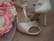 Chaussures DEBENHAMS Mariage T36.5-37 Neuves - Occasion du Mariage