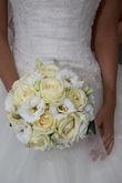 Robe de mariée avec son jupon  - Occasion du Mariage