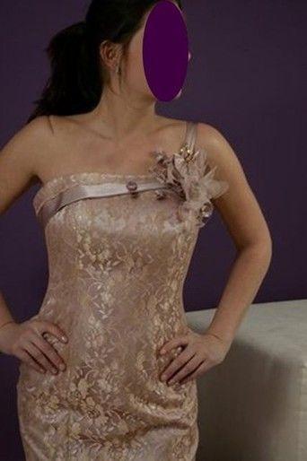 Robe de soirée NEUVE couleur Saumon- de Zeila pas cher d'occasion 2012 - Lorraine - Moselle - Occasion du Mariage