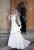 Robe de mariée pronuptia noce de topaze taille 44 et jupon - Occasion du Mariage