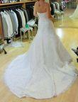 robe de mariée et accessoires dentelle et perles neuve - Occasion du Mariage