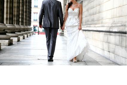 Robe de mariée d'occasion Tarik Ediz T40 - Hauts de Seine