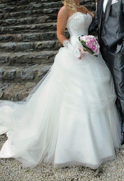 robe de mari e alfred angelo mod le bella d 39 occasion savoie