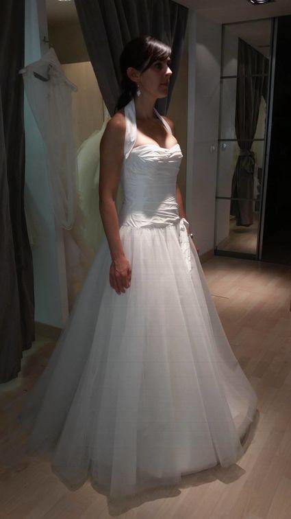 Robe de mariage rétro à Toulouse - Garonne (Haute)