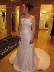robe de mariée Cymbeline soie sauvage t38 - Occasion du Mariage