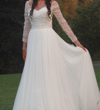 Robe de mariée Pronovias modèle Berila - Nord