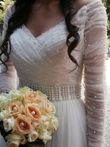 Robe de mariée Pronovias modèle Berila - Occasion du Mariage